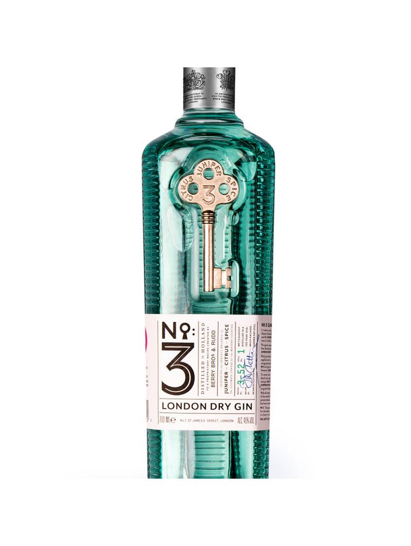 London nº3 Dry Gin comprar en TiendaGrupoLaNavarra.com
