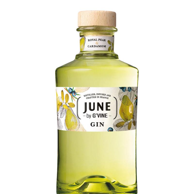 June Gin pera & Cardamomo comprar en TiendaGrupoLaNavarra.com