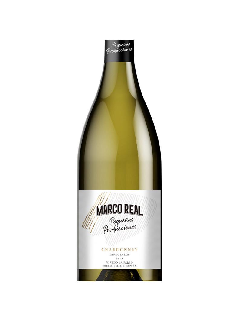 Marco Real Pequeñas Producciones Chardonnay comprar en TiendaGrupoLaNavarra.com