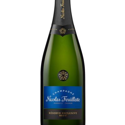 Nicolas Feuillate Reserve Exclusive Brut comprar en TiendaGrupoLaNavarra.com