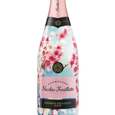 Nicolas Feuillate Brut Rosé Ed. Especial comprar en TiendaGrupoLaNavarra.com