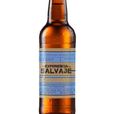 Experiencia Salvaje Barrel Ipa comprar en TiendaGrupoLaNavarra.com