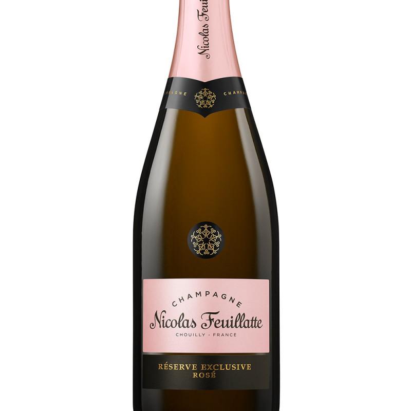 Nicolas Feuillatte Reserve Exclusive Rosé comprar en TiendaGrupoLaNavarra.com