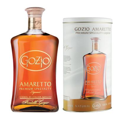 Gozio Premium Amaretto comprar en TiendaGrupoLaNavarra.com