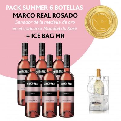 Pack summer Marco Real Rosado comprar en TiendaGrupoLaNavarra.com